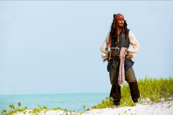 PIRATE OF THE CARIBEAN
