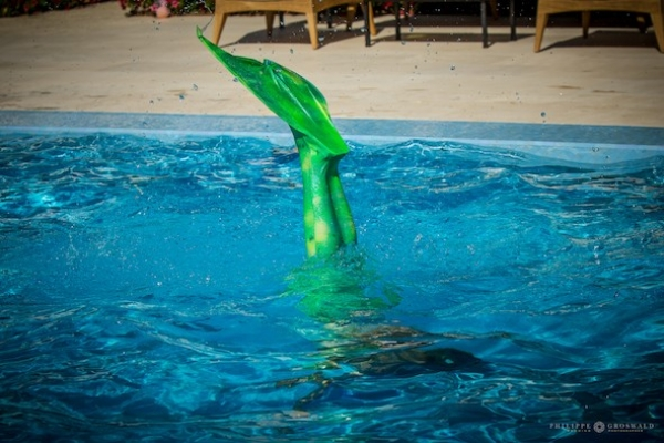 MERMAID SHOW AND LESSONS
