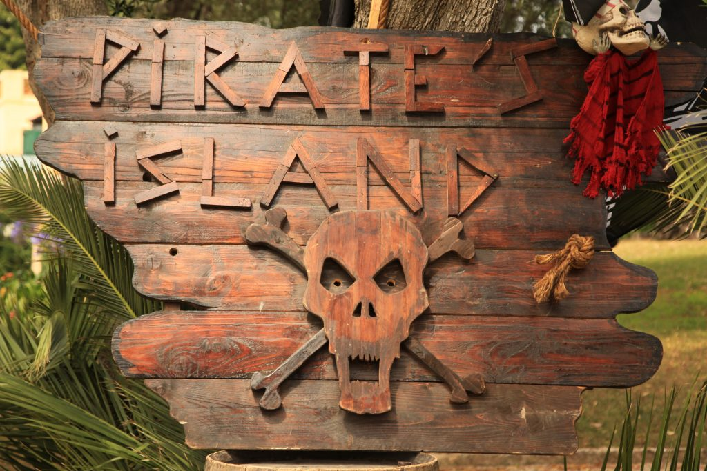 Chez Jack Sparrow