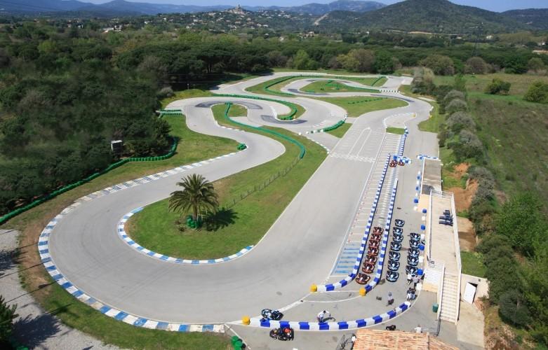 Karting enfants St Tropez