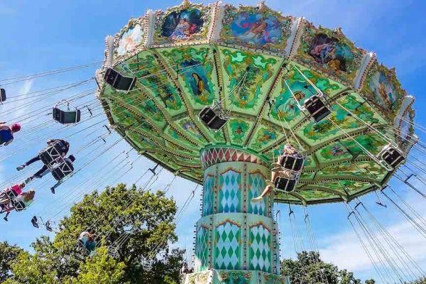 Le parc Parisien