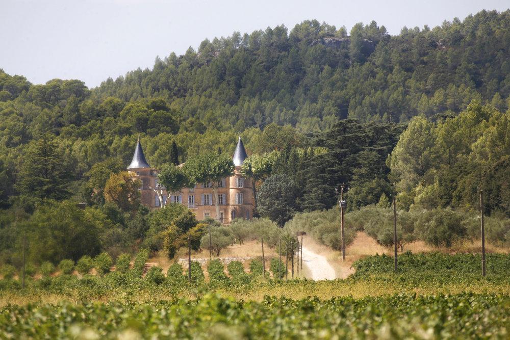 Chateau Princesse Provence, St Tropez
