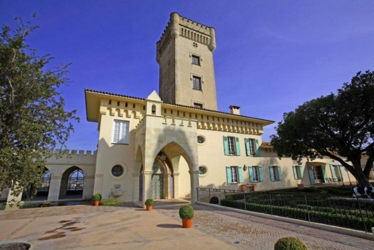 Chateau in Nice
