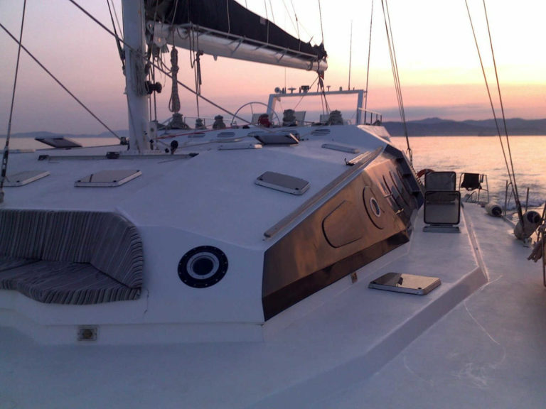 Giant Catamaran